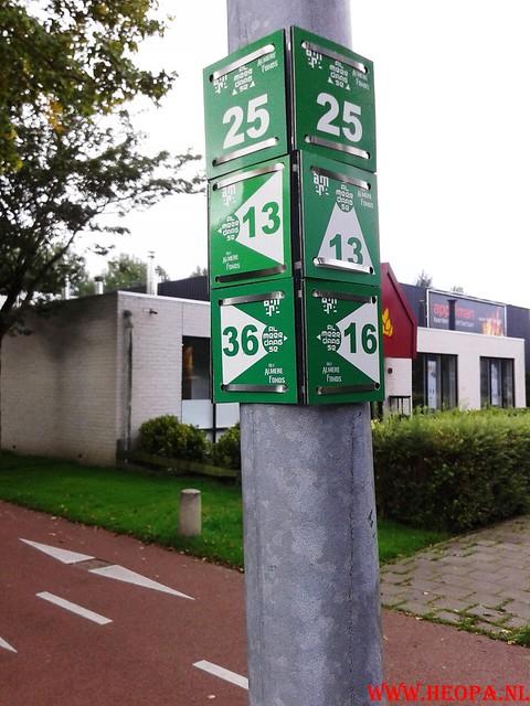 2015-10-09 Test wandeling 26 Km Oostvaarders  (2)