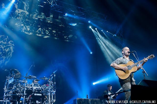 Dave Matthews Band - MEO Arena '15
