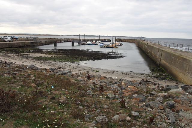 Inverallochy harbour