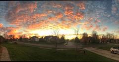 Good morning Ohio #sunrise #ColumbusOhio #centralohiophoto