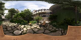 Maison De Verre Garden | by simaxiom