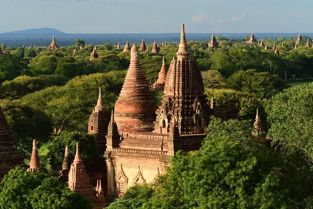Bagan, Myanmar D810 2090