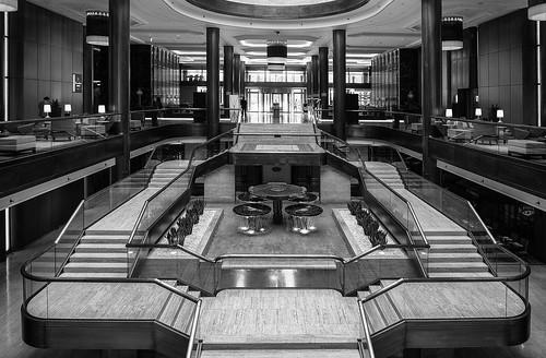 architecture hotel sony korea symmetry lobby seoul a6000 selp1650