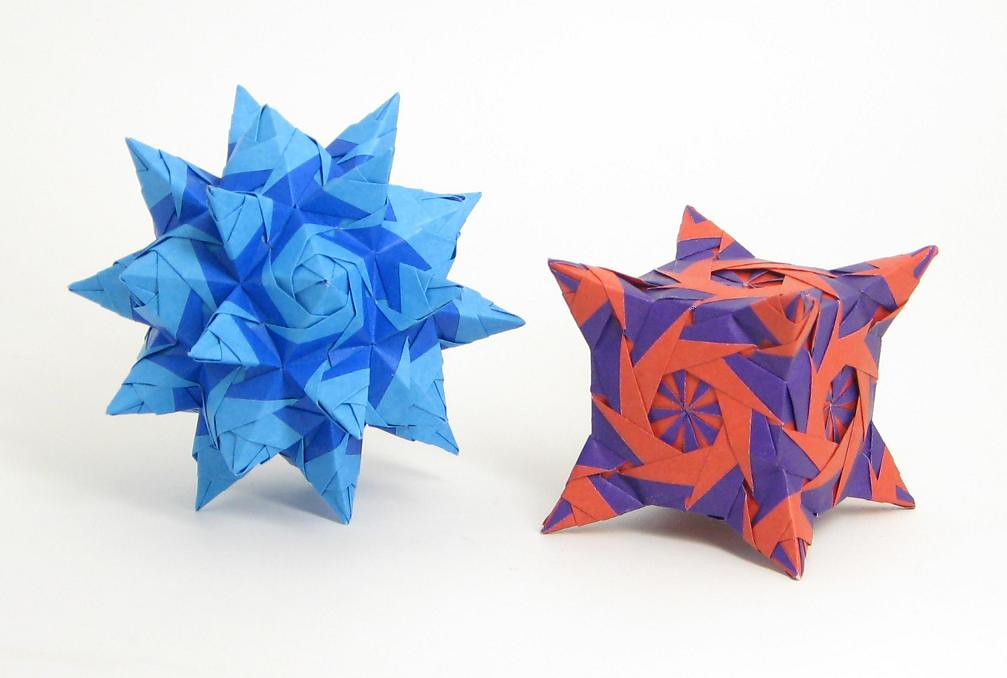 Origami Box Instructions Pdf - All About Craft | 678x1007