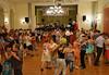 Tanzabend im Kulturheim mit der Blaskapelle Billed-Alexanderhausen wie in alten Zeiten