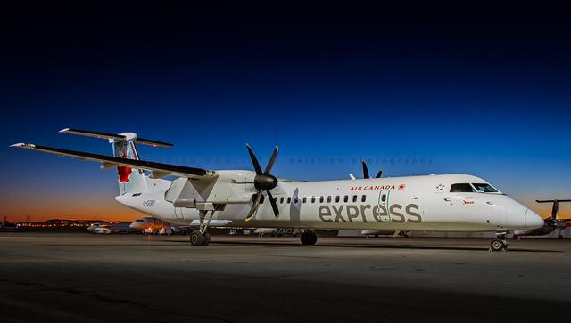 Air Canada Express (Jazz Air) Q400