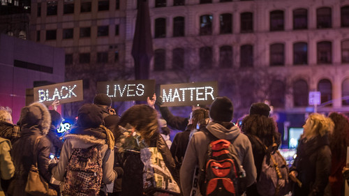Black Lives Matter | by cuboctahedron