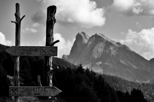 Where to go ...