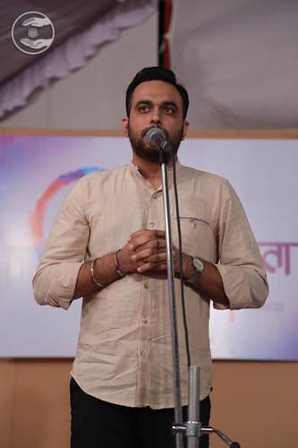 Aman Gulati, expresses his views