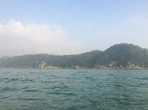 Tang, Christine; Hong Kong - A Visit to a Fishing Village (7)
