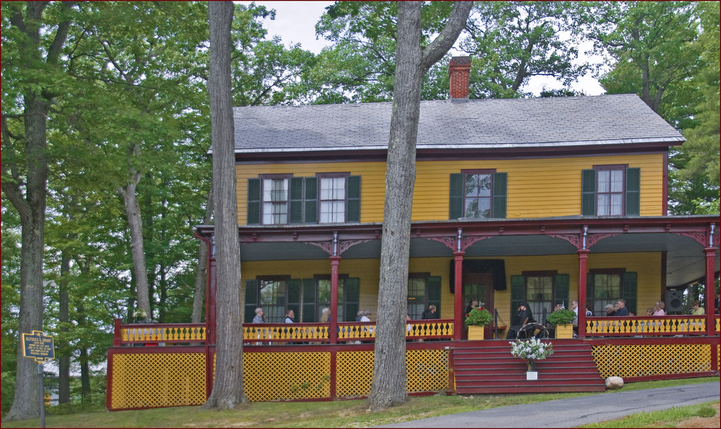 Grant's Cottage -- Wilton (NY) July 2015