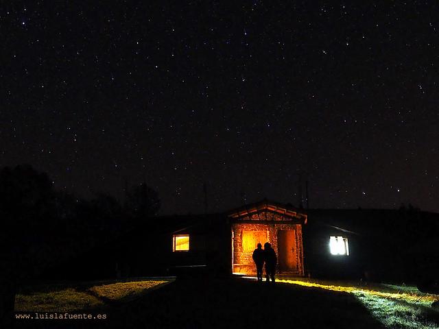 Aula Vital, noche sin luna