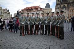 Old Town Square, Praha, June 2015