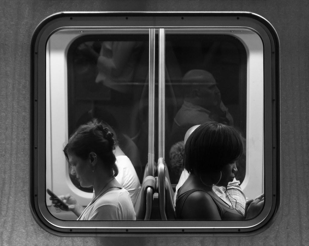 Subway/Metro passengers, DC US