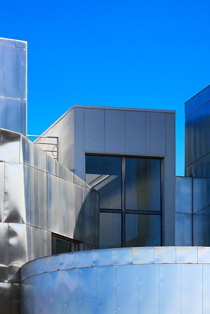 UM, Weisman Art Museum   Minneapolis, MN   Frank Gehry with MS&R, Ltd. & HGA