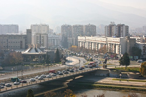 skopje скопје macedonia македонија balkan europe shkupi republikaemaqedonisë μακεδονία view river city northmacedonia севернамакедонија severnamakedonija maqedoniaeveriut