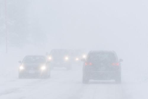Low visibility | by OregonDOT