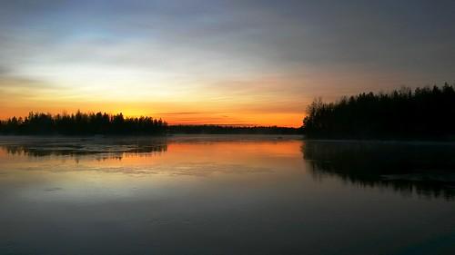finland kuusamo ruka rukatunturi kiveskoski samsunggalaxys4active mestapaikka koskikellunta