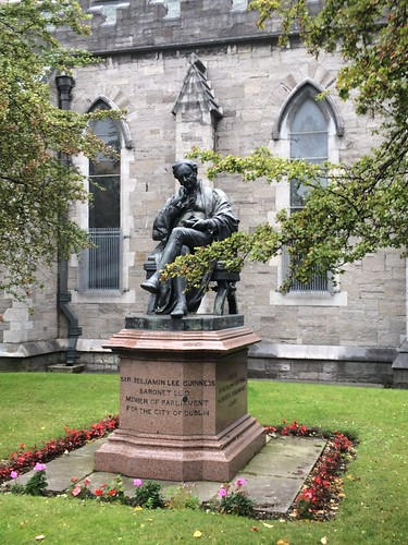 benjamin-guinness-statue | by jbrookston