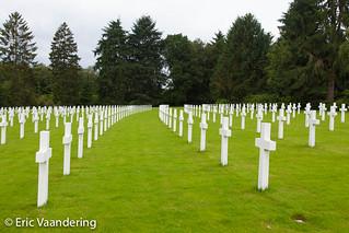 Luxembourg American Cemetery | by ericvaandering