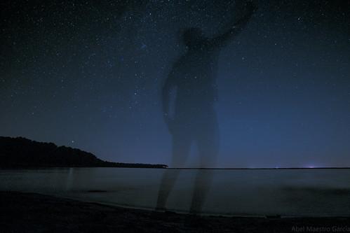 El pintor de estrellas - The Star Painter | by abel.maestro