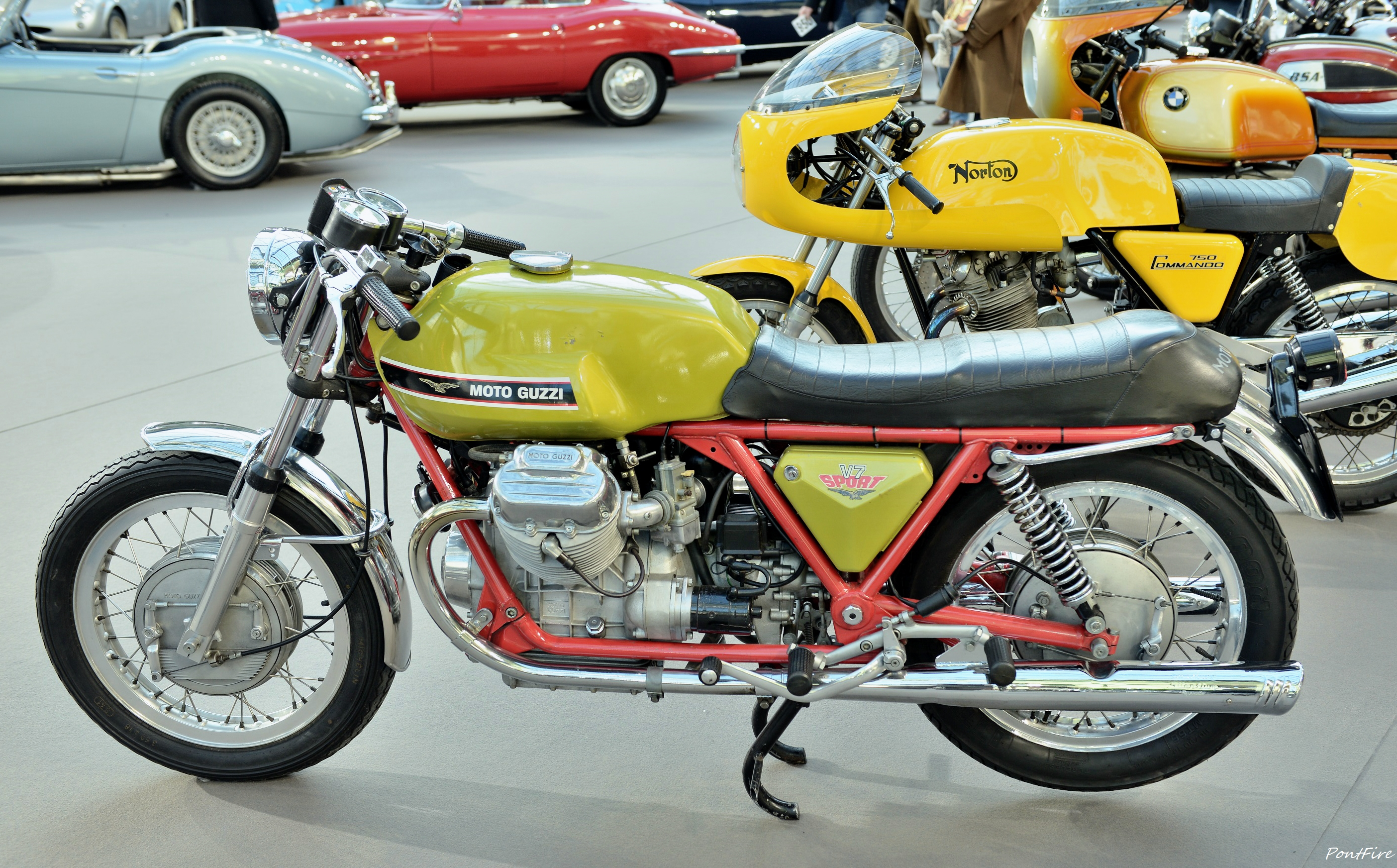 1971 MOTO GUZZI V7 Sport 749 cm3