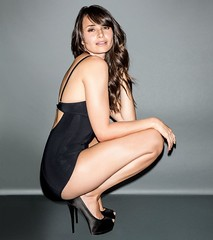 Mia Maestro - Esquire Photoshoot - September 2015
