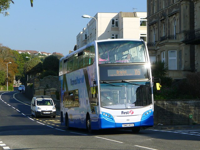 SN63MYH First Somerset and Avon 33825