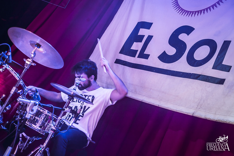 Jack knife, sala Sol. Madrid (16/10/2015)