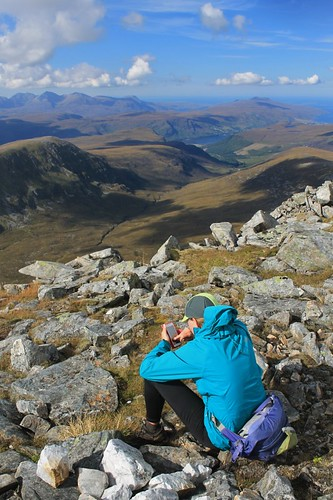 Checking out the long-term forecast on Meall nan Ceapraichean | by Pikes On Bikes