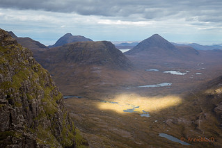 Liathach Nifty-2   by anniesmountains