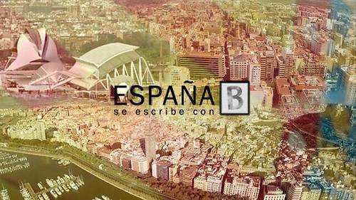 España se escribe con B