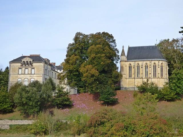Château de l'Argentaye...Saint-Lormel