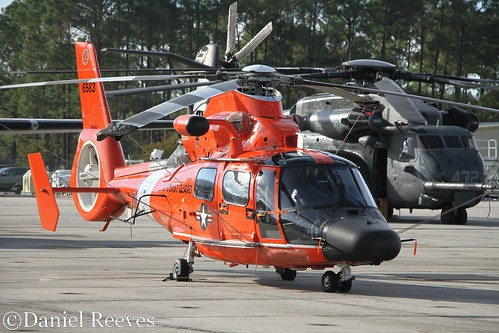 USCG MH-65D Dolphin | by danreeves14