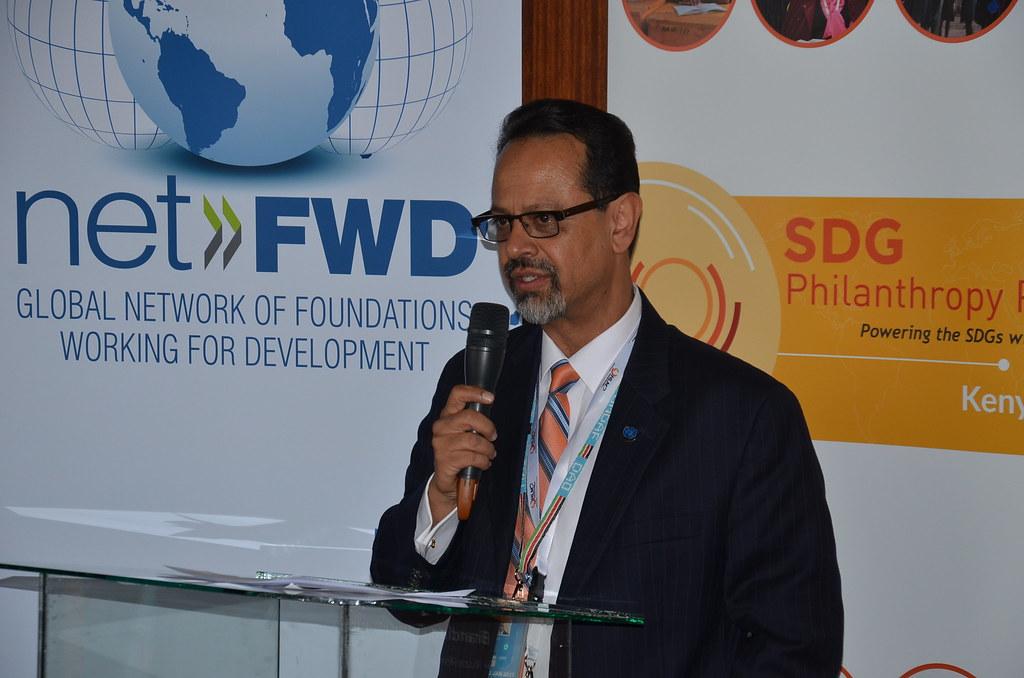 Arif Neky, SDG Philanthropy Platform Kenya National Coordi… | Flickr