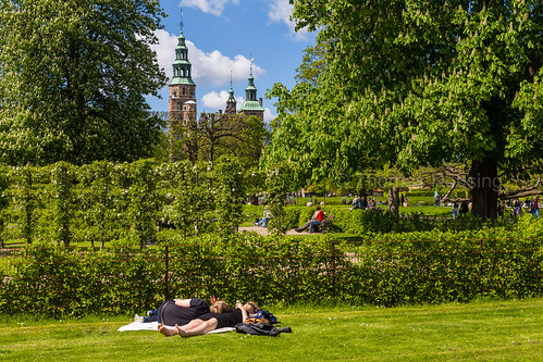 Summer in the city - Kings garden | by Thomas Rousing Photography