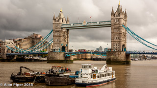 Тауэрский мост. Tower Bridge