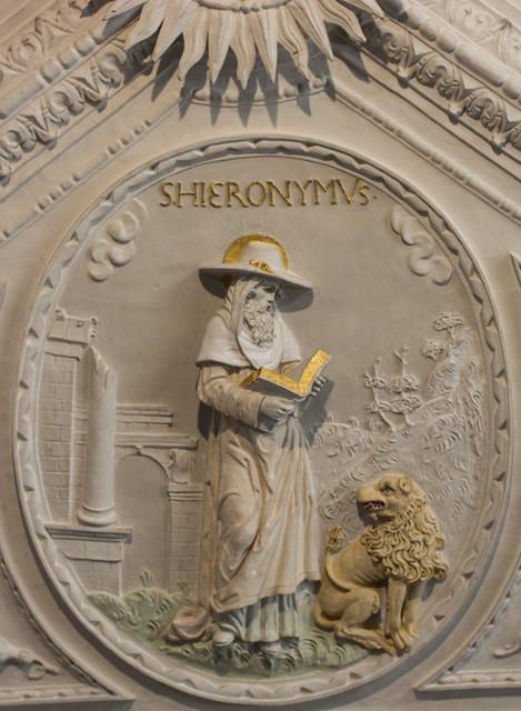 Hieronymus vu Stridon / Ιερώνυμος / Hieronymus