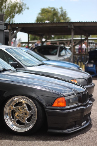 E36 @ Players classic | by General Dave