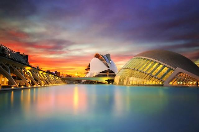 Valencia (Explore #1)