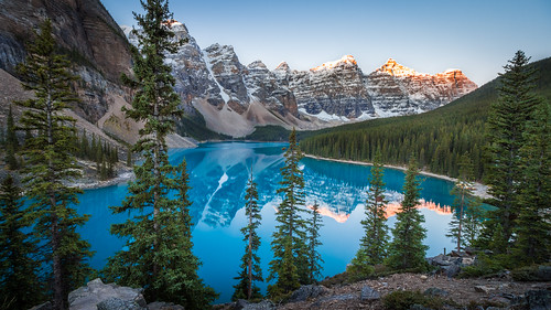 Moraine lake | by GASSL