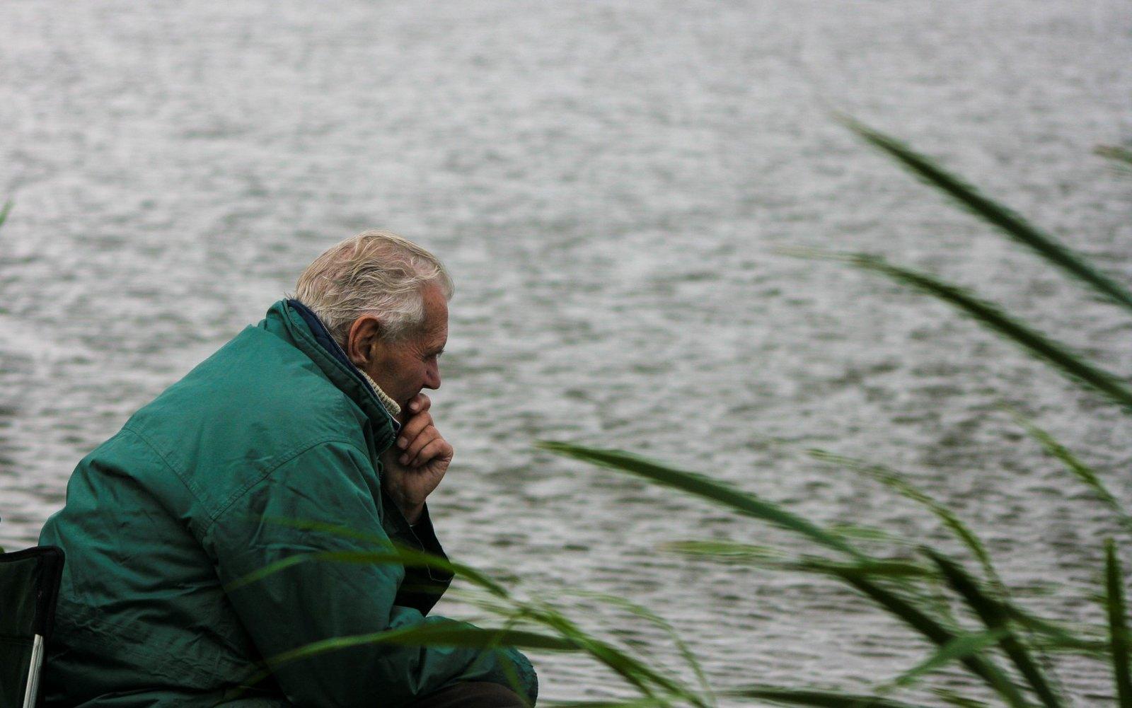 Als ze me missen, ben ik vissen (28)