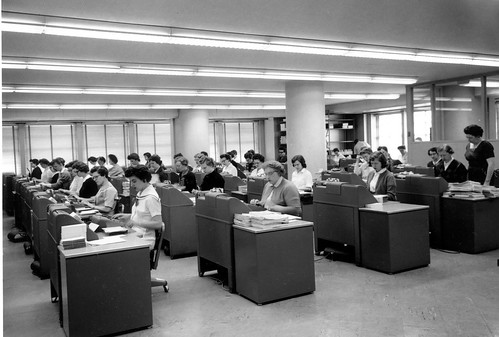 Typing Pool (MSA) | by MissouriStateArchives