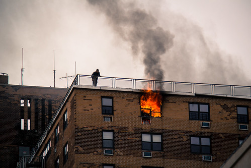 2015_11 park slope high rise fire | by westyreflector