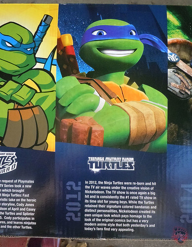 "Nickelodeon ""HISTORY OF TEENAGE MUTANT NINJA TURTLES"" FEATURING LEONARDO -  Nick  LEONARDO i (( 2015 )) by tOkKa"