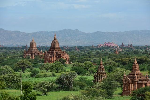 Bagan, Myanmar (Birmania) D810 2174