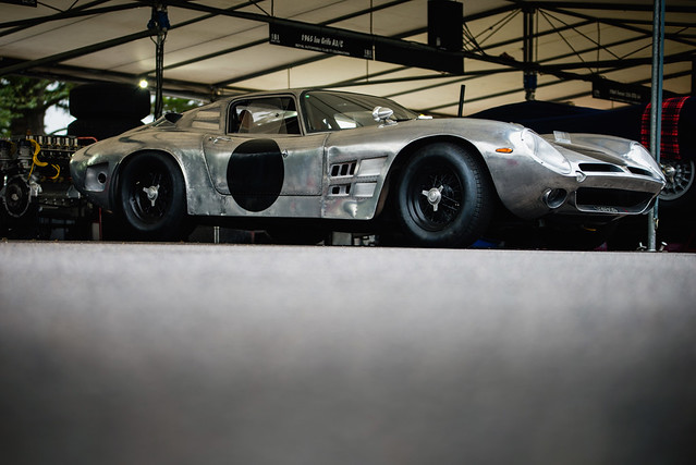 Jamie McIntyre and Bobby Verdon-Roe - 1964 ISO Bizzarrini A3C at the 2016 Goodwood Revival (Photo 1)