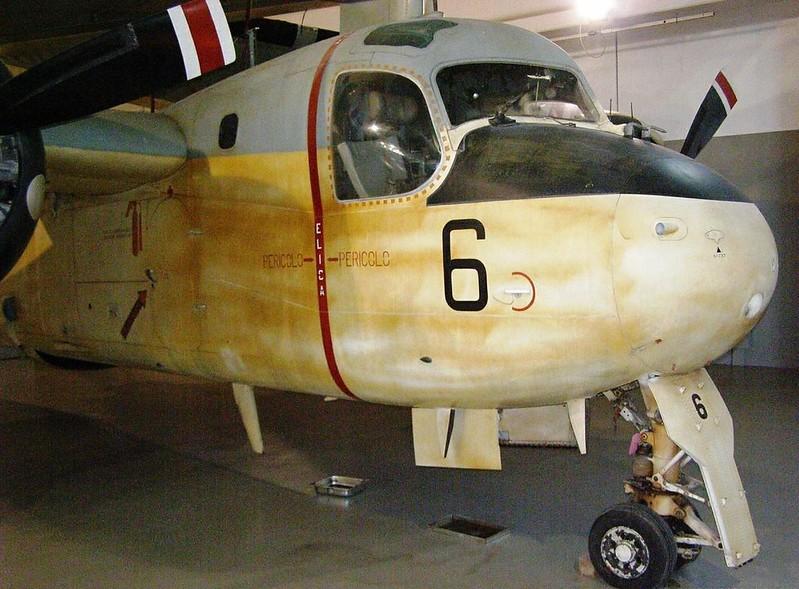 Grumman S2F-1 Tracker 6
