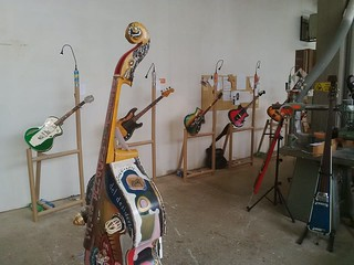Mostra Wandrè Cavriago, 11-12-13 aprile 2014