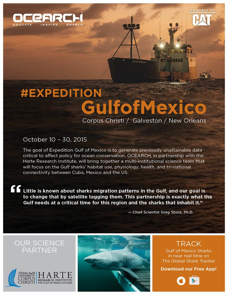 OCEARCH Expedition Flyer